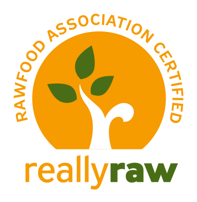 Really Raw - Rawfood Association Certified