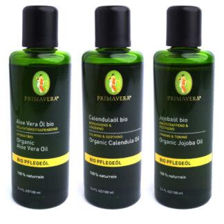 Hautpflegeöle