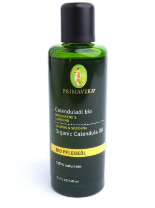 Primavera Calendulaöl Öl - 100 ml