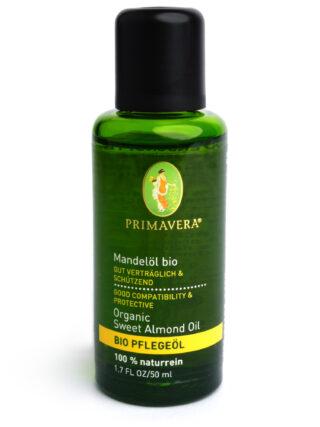 Primavera Mandelöl Öl Bio - 50 ml