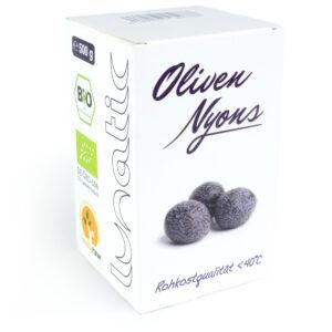 Oliven Nyons Bio